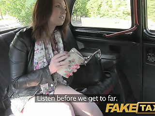 FakeTaxi: Youthful gal with..