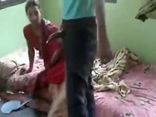 Real desi bhabhi screwed by..
