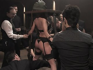 BDSM. Cecilia Vega in the..