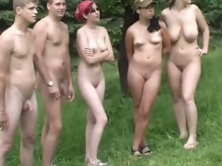 Czech nudists on my voyeur..