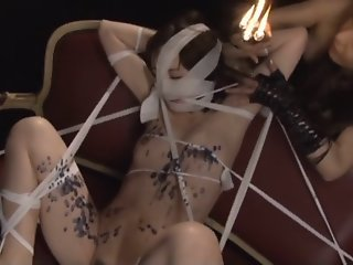 Amazing BDSM, Threesome porn..