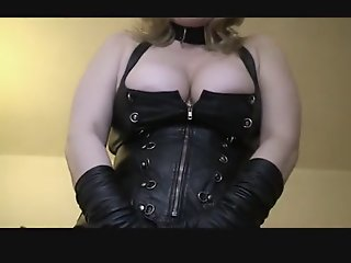 Horny homemade BDSM adult..