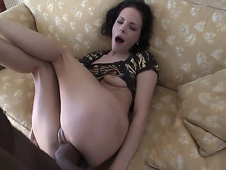 Amazing pornstar in hottest..