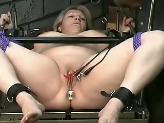 Horny amateur European,..