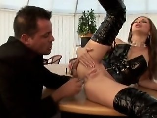 Crazy pornstar Electra Angel..
