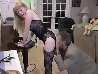 young blonde fucking much..