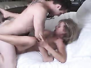 Cheating wife fucking..