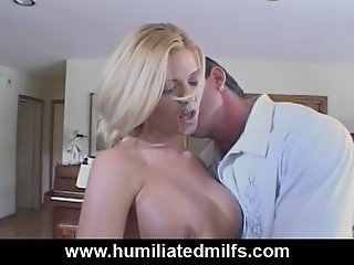 Milf s Screams From Her..