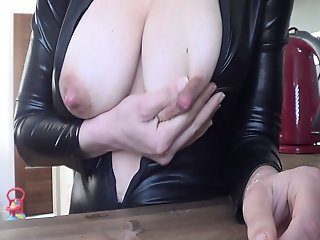 Big Nipple Milky Milf!!!!!!!