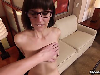 Nerdy Sex Addict Milf..